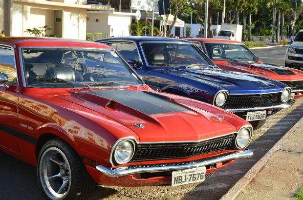 Orla do Porto é palco de exposição neste sábado da exposição Maverick Day e Amigos do V8