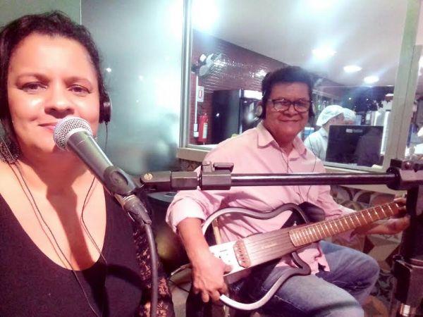 Marcia e Julio Coutinho