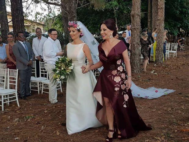 Casamento de Andrea Cabral e Luis Paulo Albuquerque, ontem, foi perfeito! Acessem!