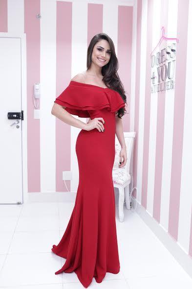 4477e0fa8 Novo ateliê em Cuiabá aluga vestidos de alta costura a preços mais baixos e  entrega em todo o Brasil :: Olhar Conceito