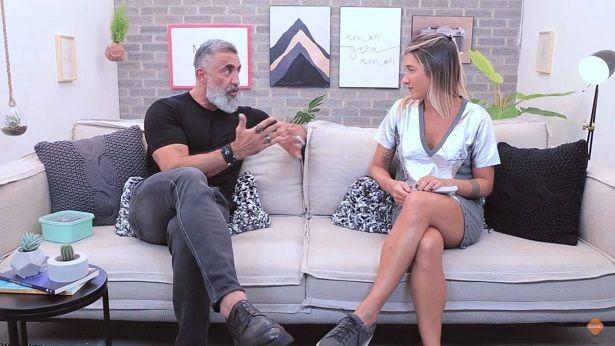 Dr. Barakat em entrevista a Gabriela Pugliesi, falando sobre jejum intermitente