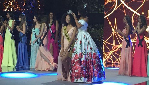 Estudante piauiense de 18 anos vence o Miss Brasil 2017