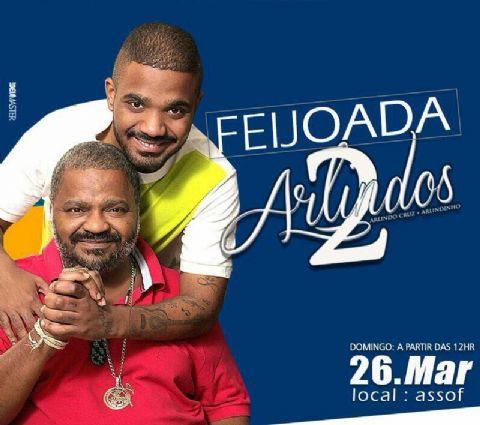 Apesar de  AVC de sambista Arlindo Cruz, evento agendado para 26 de março é mantido