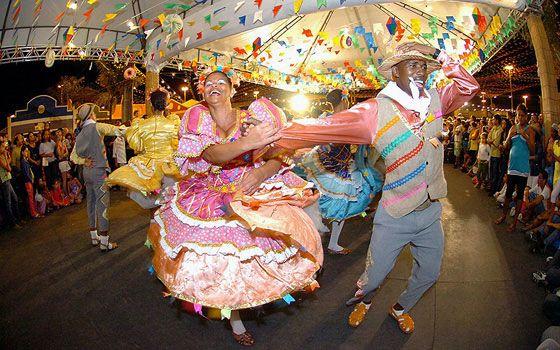 Festival de Quadrilhas do Vale do Araguaia é realizado em Novo Santo Antônio