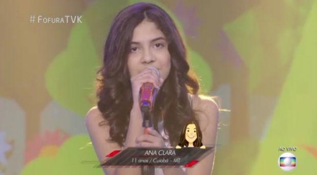Cuiabana encanta cantando Norah Jones, mas deixa The Voice Kids