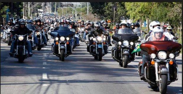 Encontro de motociclistas em Cuiabá terá shows de rock, manobras radicais e mais