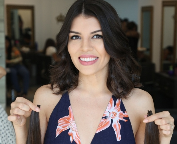 Campanha completa  três anos com recorde em doação de cabelos para fabricação de perucas