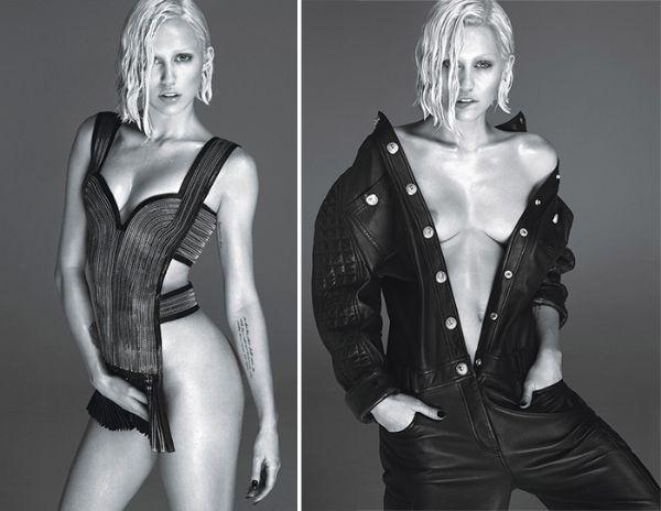 Miley Cyrus à la Lady Gaga: cantora faz novo ensaio sensual com aparência mais madura