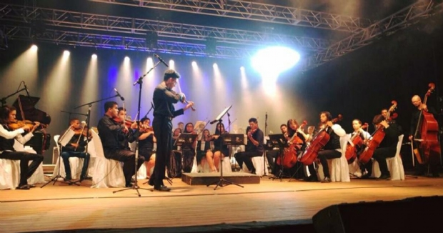 Espetáculo beneficente de 'Cameratas de Concerto' homenageia 300 anos de Cuiabá