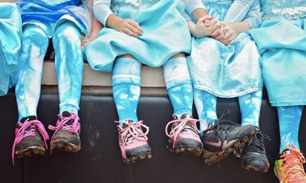 Ensaio fotográfico mostra que esporte é coisa de menina, sim