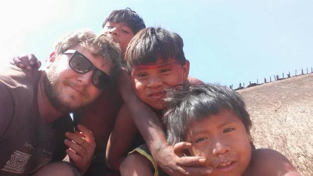Fotógrafo mato-grossense leva mostra a aldeia indígena do Xingu