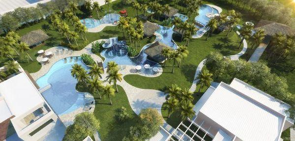 'Resort para morar' de Mato Grosso terá parque aquático, bar molhado, restaurante e mais serviços