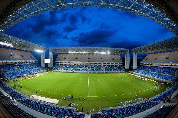 Secopa confirma jogo entre seleção do tetra-penta contra o Olímpia para inauguração da Arena