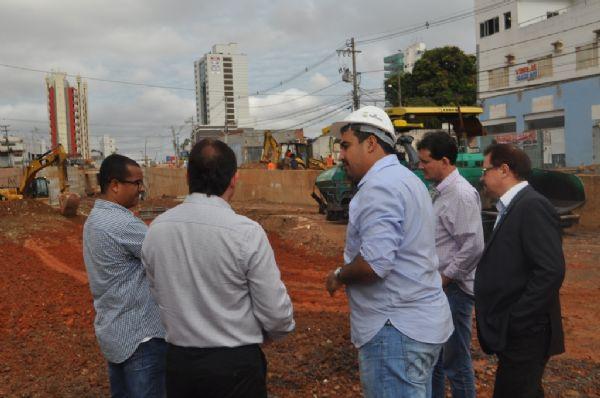 Trincheiras Santa Rosa e Jurumirim não ficarão prontas até a Copa; veja fotos das obras