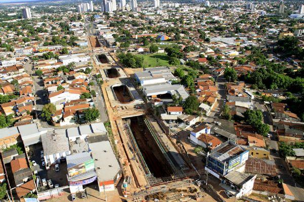 A 10 dias da abertura da Copa, Cuiabá corre contra o relógio;  veja panorama