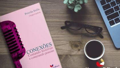 Editora cuiabana lança livro que reúne histórias de diversos autores neste sábado