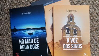 Novo romance de Rui Matos será disponibilizado gratuitamente em julho