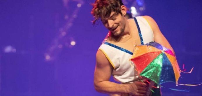 Integrante do Flor Ribeirinha faz apresentações de danças folclóricas neste domingo