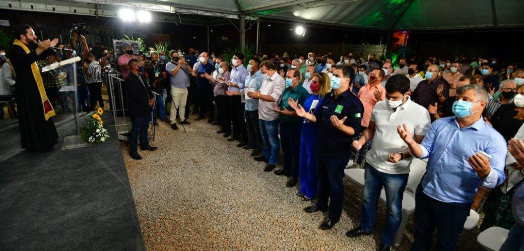 Emanuel entrega viaduto na Beira Rio com investimento de R$ 18 mi: