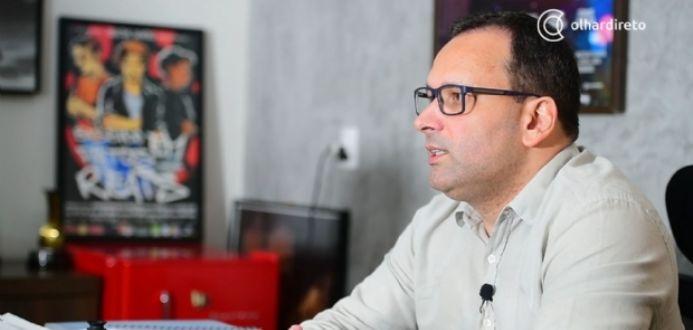 Bruno Bini fala sobre escalação de Gagliasso, pandemia e força dos streamings; <font color=orange>assista</font color=orange>