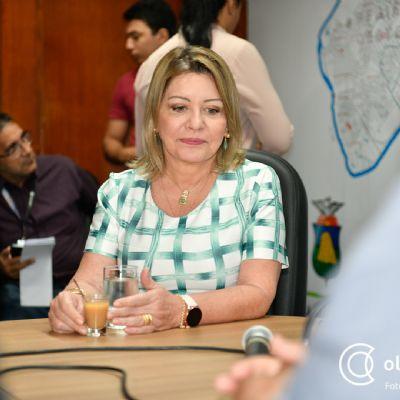 Ministra nega retirar de sessão virtual julgamento de recurso para rediscutir cassação de Selma