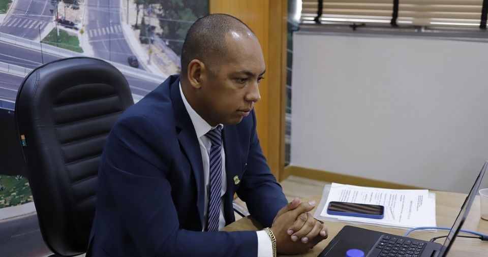 Juca critica nome de ferrovia e pede que Assembleia atue para manter homenagem a senador Vicente Vuolo