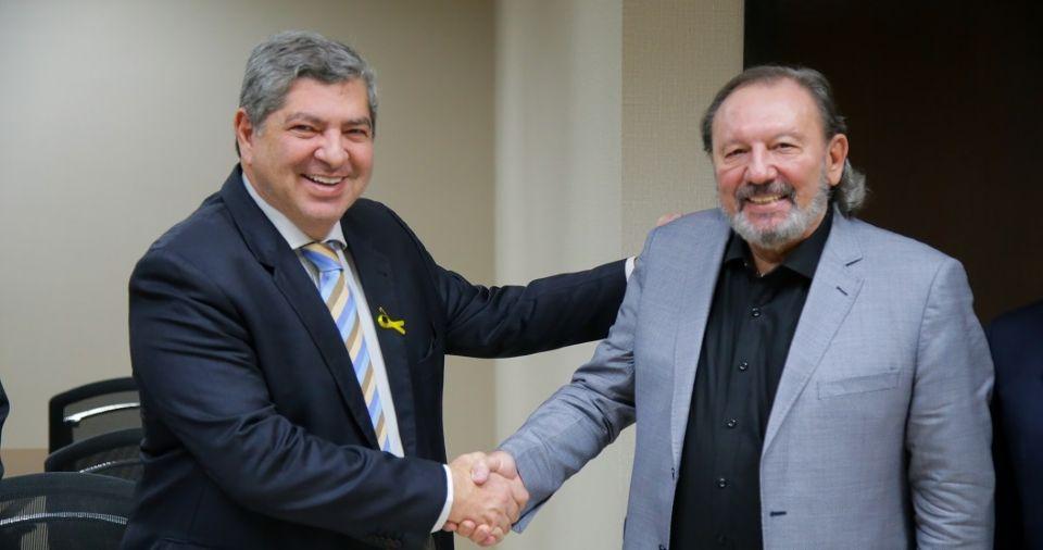 Maluf confirma recuo e Novelli é definido como candidato único à Presidência do TCE-MT