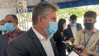 'Se o governo acabasse hoje, já teria uma certa sensação de dever cumprido', diz Mauro ao inaugurar escolas
