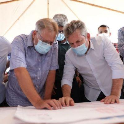 Governador escolhe locais e anuncia novos hospitais em Juína e Alta Floresta