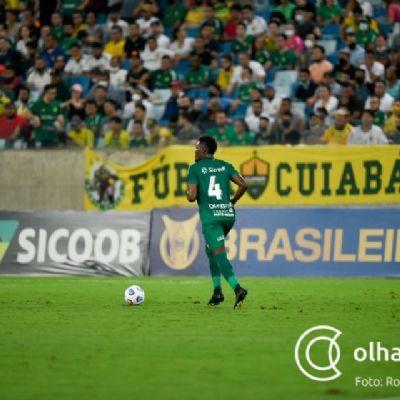 Governo pede autorização da AL para destinar R$ 3,5 milhões ao Cuiabá; times da Série D podem ser beneficiados