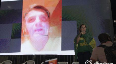 Coronel Fernanda pede reunião com Bolsonaro, mas recebe não como resposta