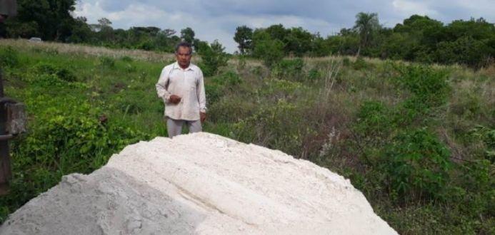Com apoio do REM-MT, produção sustentável pode render 20 toneladas de limão em Jangada