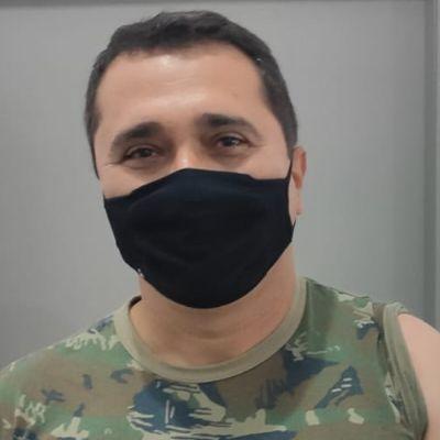 Apesar de já vacinado com primeira dose, comandante da FAB morre vítima da Covid
