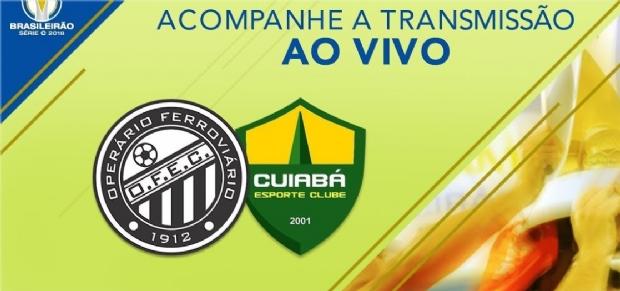 Em jogo de seis gols, Cuiabá busca empate contra Operário e aguarda decisão na Arena Pantanal
