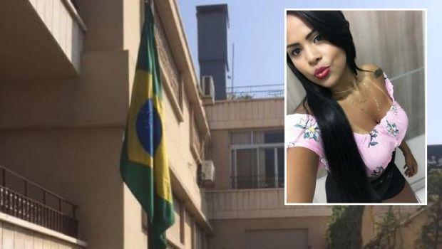 Universitária é resgatada na Síria e levada para a Embaixada Brasileira