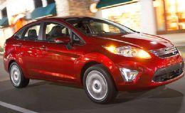 Ford mostra Fiesta 2011, que virá ao Brasil