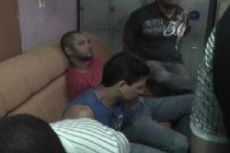Os suspeitos foram presos na Barra após monitoramento do GCCO