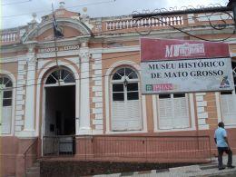 Acervo do Museu Histórico de MT conta pouco mais da nossa história