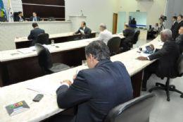 Vereadores discutiram a cassação de Pátio na sessão ordinária