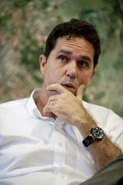 José Riva lança Zaeli candidato a prefeito de VG pelo PSD