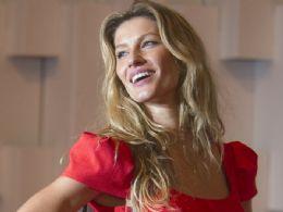 cabelo ondulado de Gisele Bündchen é o mais pedido nos salões; produtos buscam resultado semelhante