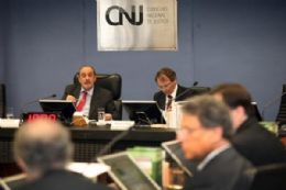 Ju�za ingressa com recurso no Supremo contra decis�o do CNJ