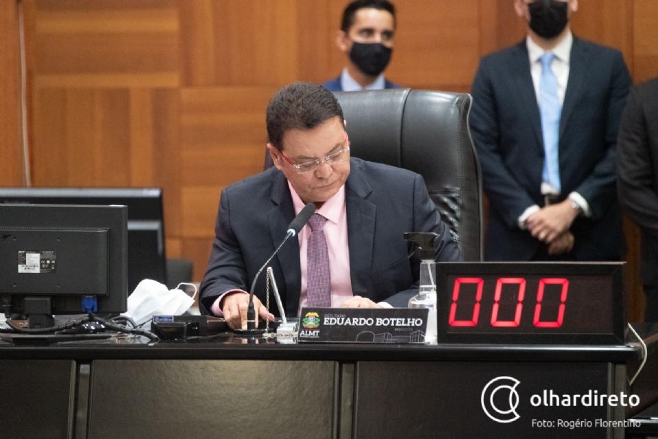Botelho diz que Lúdio se comprometeu a não pedir mais vistas após votação de emenda a PLC da previdência