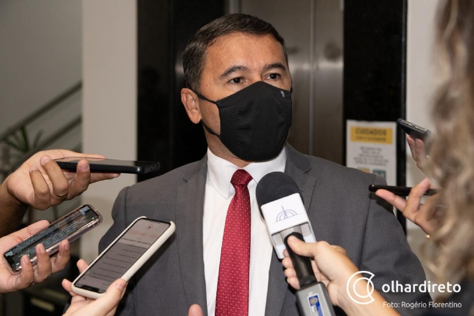 João Batista deixa presidência do PROS em MT e filiada de Goiás assume; 'articulação' de Gisela pode estar por trás