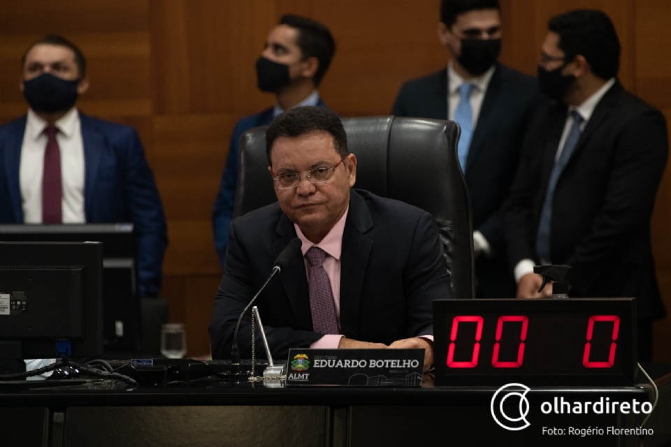 Botelho defende que discussão sobre pagamento de passivos da RGA volte a ser feita futuramente