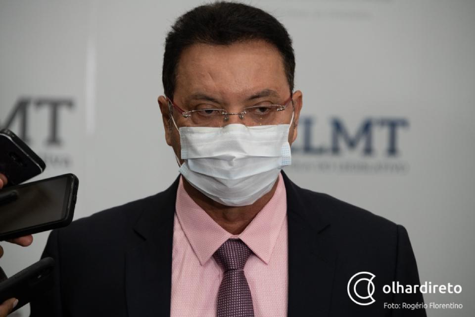 Botelho diz que redução do ICMS de combustível não será sentida: