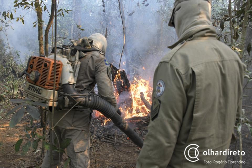 Prefeitura decreta situação de emergência diante da seca e avanço das queimadas
