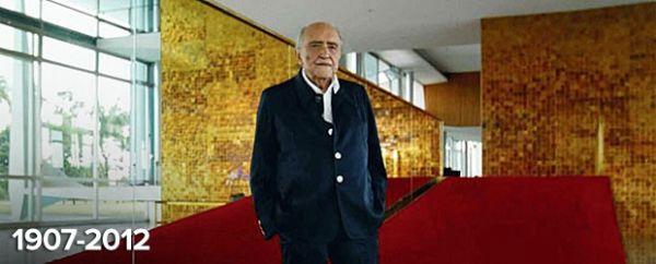 Morre no Rio o arquiteto Oscar Niemeyer aos 104 anos de idade