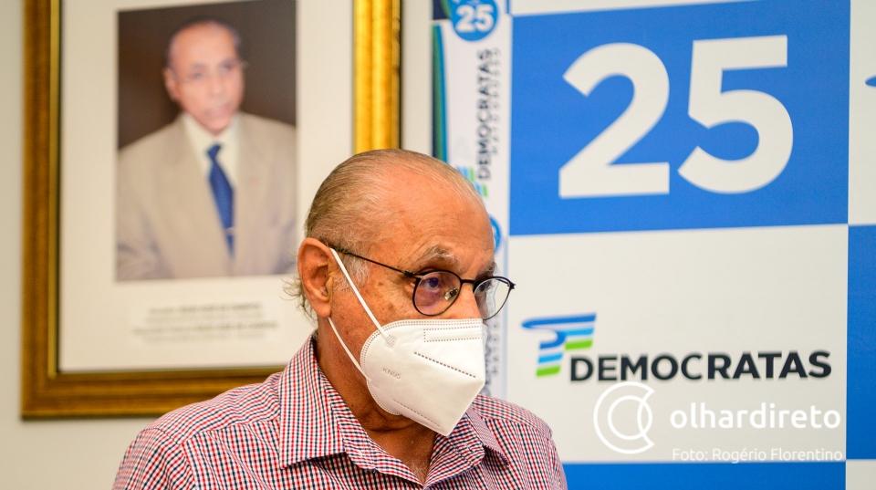 Júlio levanta suspeita sobre credibilidade das urnas eletrônicas, ataca TSE e defende voto impresso