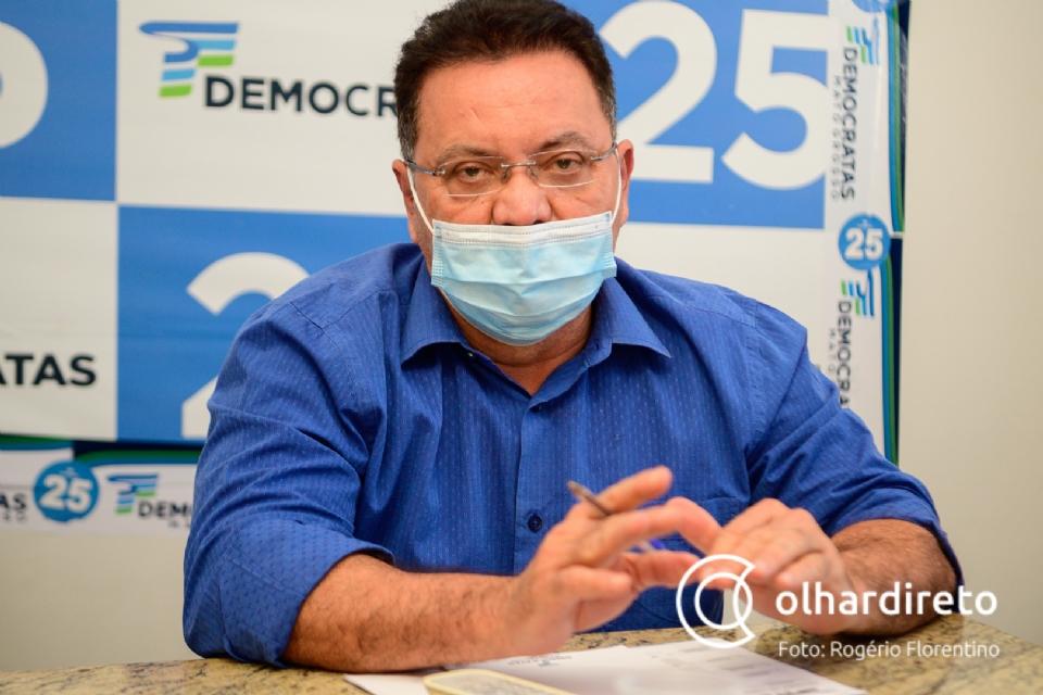 Botelho diz que governador foi orientado a judicializar lei da merenda escolar mas garante que AL vai recorrer
